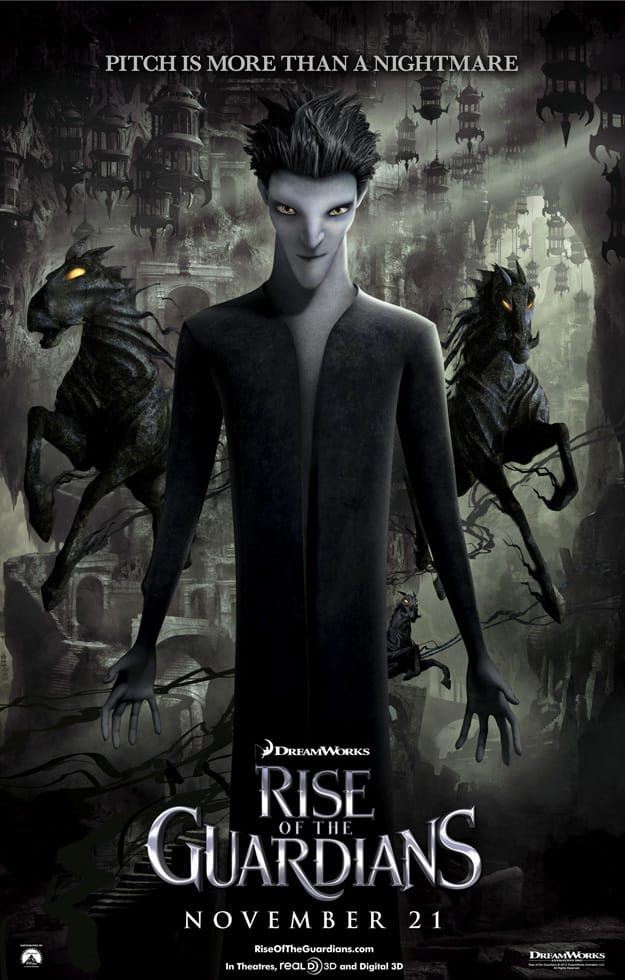Pitch Rise of the Guardians