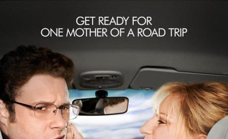 The Guilt Trip Scores its First Poster: One Mother of a Road Trip