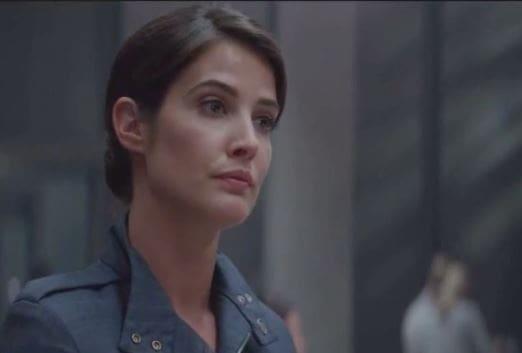 Cobie Smulders Captain America: The Winter Soldier