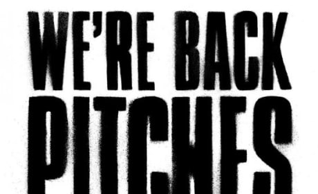 Pitch Perfect 2 Poster: We're Back Pitches!