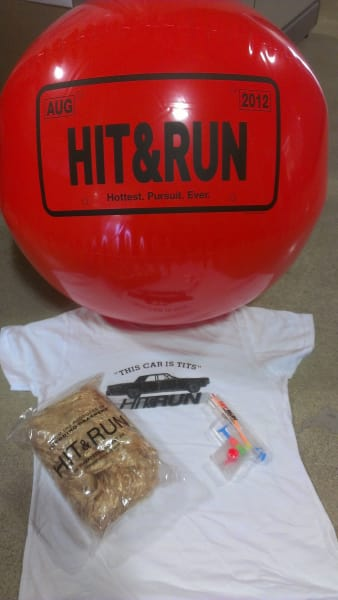 Hit & Run Prize Pack