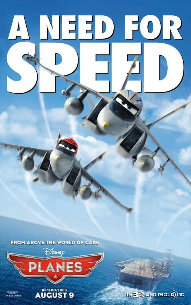 Planes Poster - Need For Speed