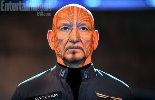 Ender's Game Ben Kingsley
