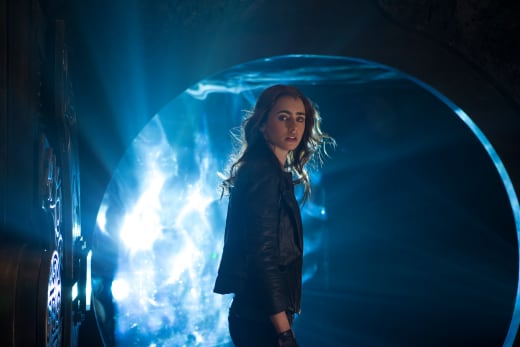 Lily Collins City of Bones