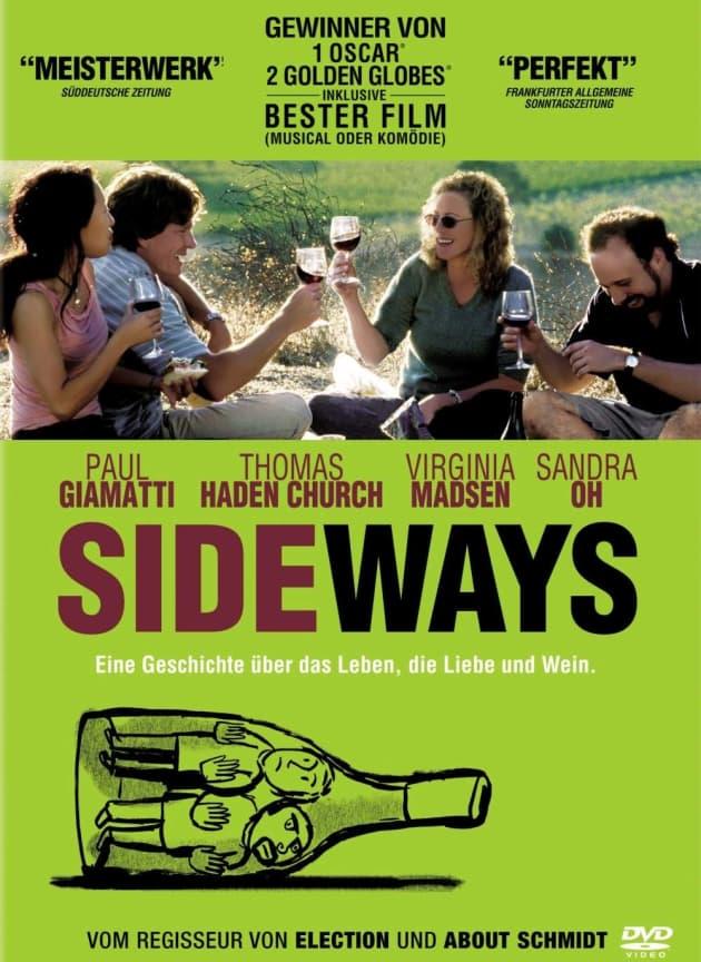 Sideways Photo