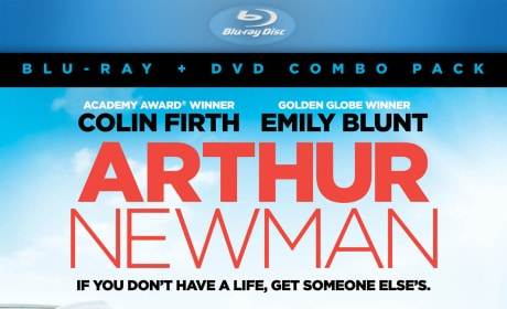 Arthur Newman Exclusive Giveaway: Win Colin Firth DVD