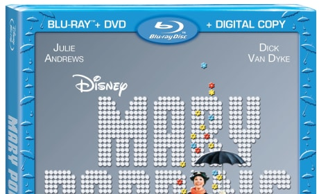 Mary Poppins Blu-Ray