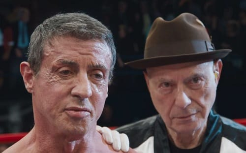 Grudge Match Sylvester Stallone