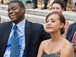 Tracy and Rashida