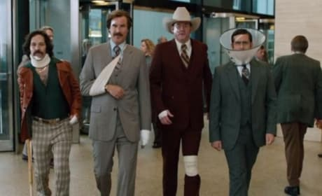 Anchorman 2 Trailer: Brick is Dead?