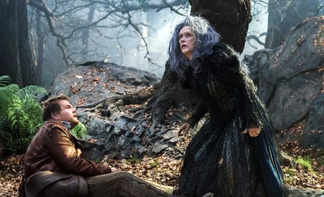 Into the Woods Meryl Streep James Corden