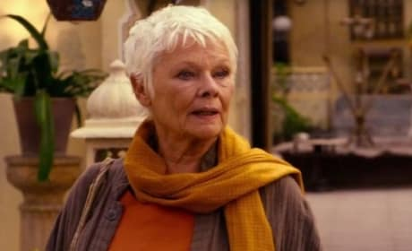 The Second Best Marigold Hotel Trailer: Romance in India!