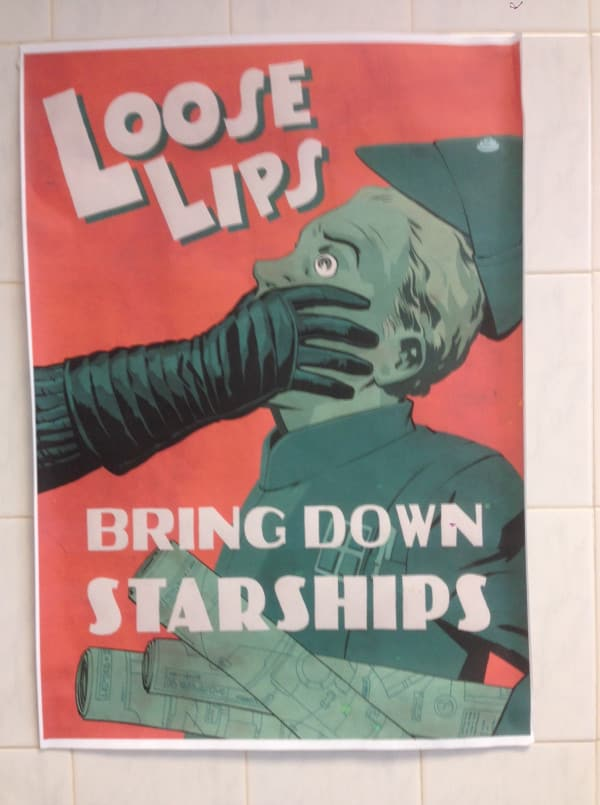 Star Wars: Episode VII Propaganda Poster