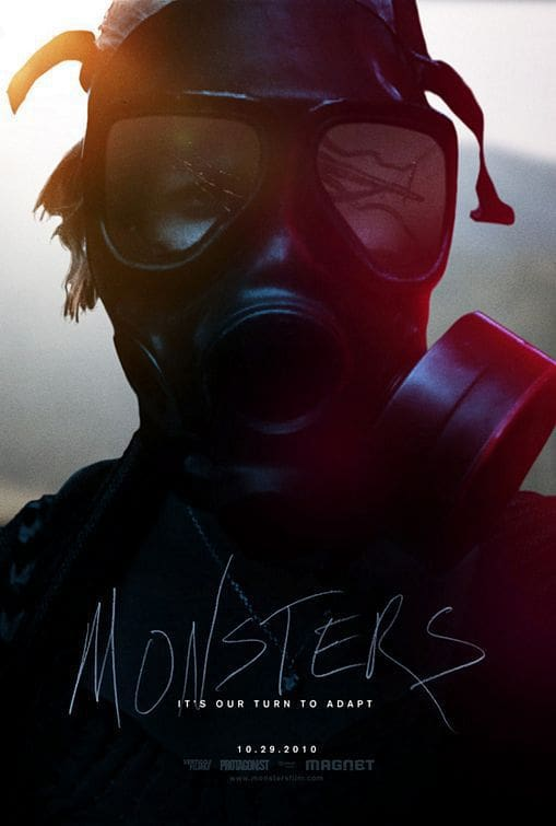 Monsters Theatrical Poster