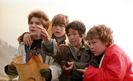 The Goonies Cast