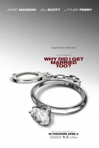 Why Did I Get Married Too Poster