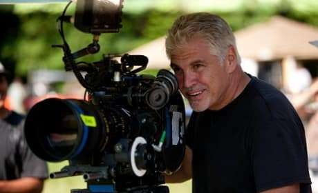 Gary Ross Directing The Hunger Games