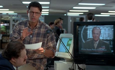 Independence Day 2: Jeff Goldblum Will Return!