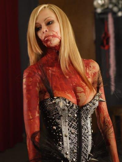 Jenna Jameson, Bloodied