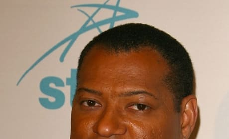 Laurence Fishburne is Superman's Boss in Man of Steel