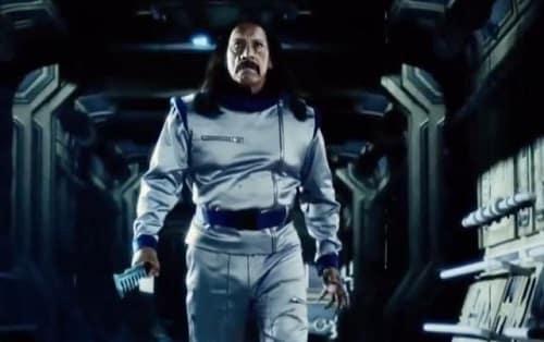 Danny Trejo Machete Kills Again... In Space