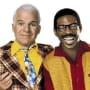 Eddie Murphy and Steve Martin in Bowfinger