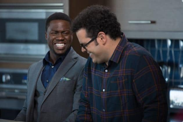 Josh Gad Kevin Hart The Wedding Ringer