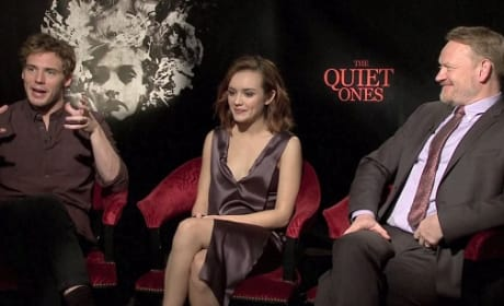 The Quiet Ones Exclusive: Jared Harris, Sam Claflin & Olivia Cooke Interview