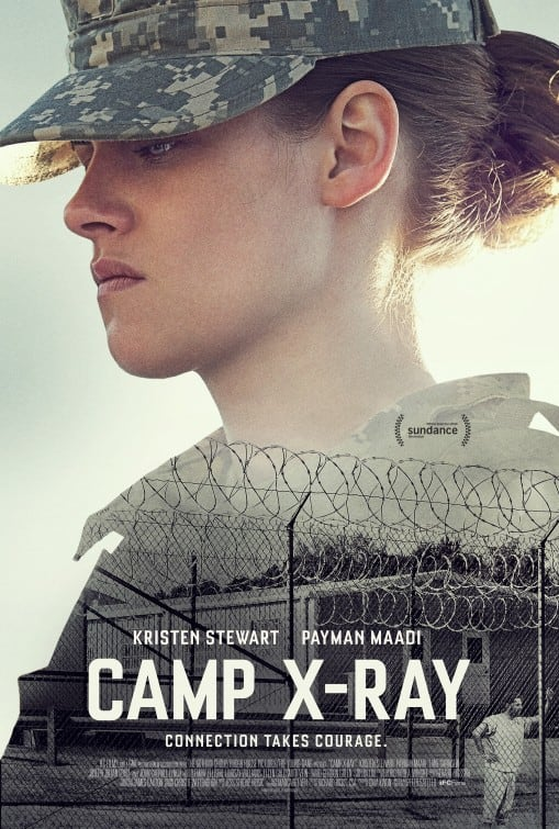 Camp X-Ray Movie Poster