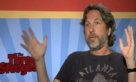 The Three Stooges Exclusive: Peter Farrelly's Funny Business
