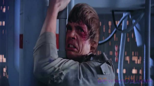 Empire Strikes Back Mark Hamill