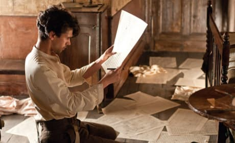 Ben Whishaw Cloud Atlas