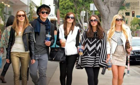 The Bling Ring: First Look at Emma Watson in Hollywood Heist Film