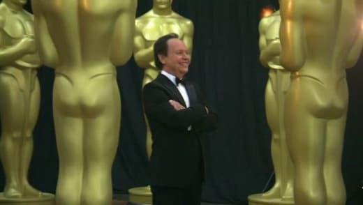 Billy Crystal Hosting Oscars
