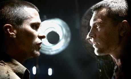 A Terminator Salvation Showdown