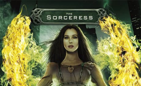 The Sorcerer's Apprentice Sorceress Poster