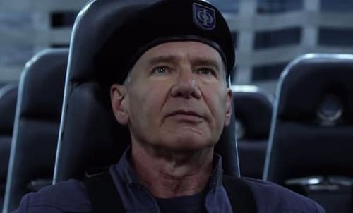 Harrison Ford Stars Ender's Game Featurette
