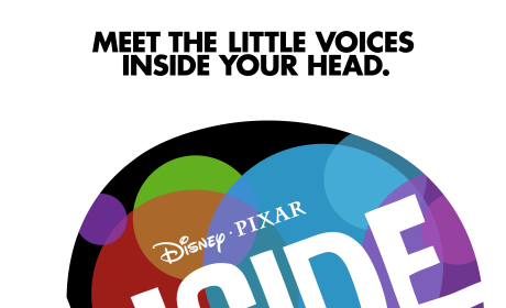 Inside Out Poster & Photo: Latest from Pixar!