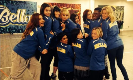 Pitch Perfect 2 Set Photo