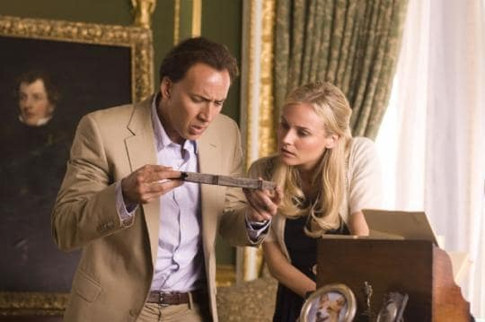 National Treasure: Book of Secrets Picture