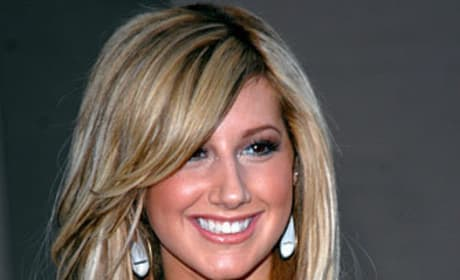 Ashley Tisdale: Excited for They Came From Upstairs