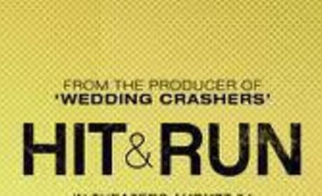 Hit and Run TV Spot: Holy Schnikies!