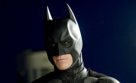 Christian Bale is Batman