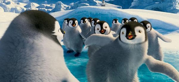 Elijah Wood in Happy Feet 2