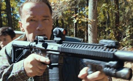 Sabotage Star Arnold Schwarzenegger