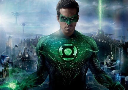 Green Lantern: Ryan Reynolds