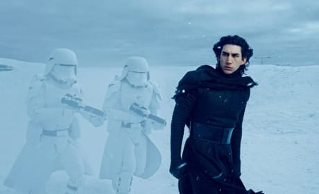 Star Wars the Force Awakens Adam Driver