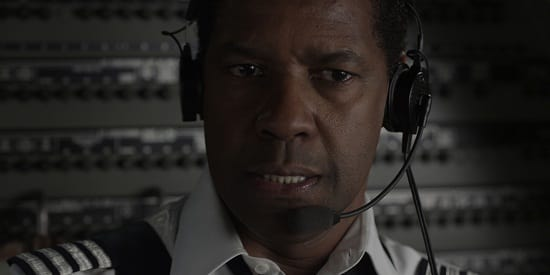 Flight Star Denzel Washington
