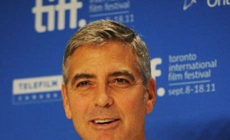 George Clooney TIFF Press Con