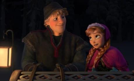 Frozen Anna Kristoff
